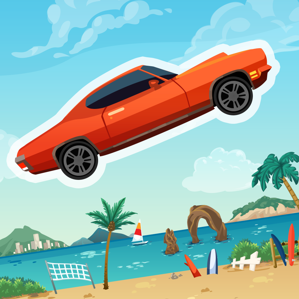 Extreme Road Trip 2 iOS